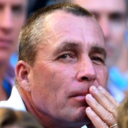 Coach Ivan Lendl - responsible for moody Murray's stronger mental fortitude