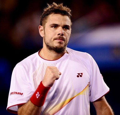 Wawrinka upsets injured Nadal in final