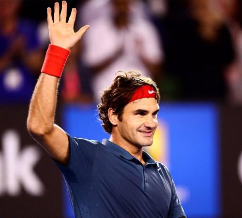 Fed faces his nemisus Raphael Nadal in the semis