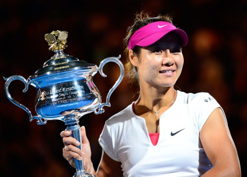 Li Na wins second Grand Slam title