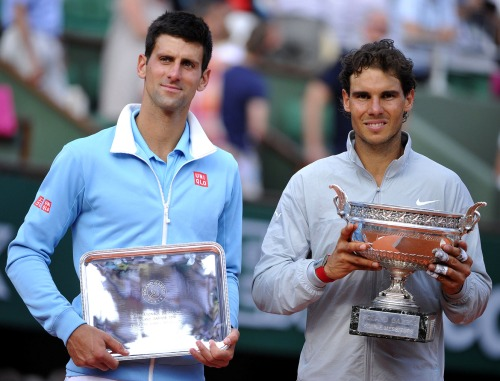 Rafa beats Djokovic in 4 sets to capture his 9th French Open