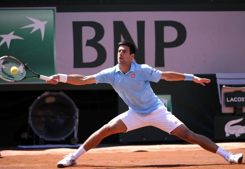 Djokovic is one the best returners in history of the game