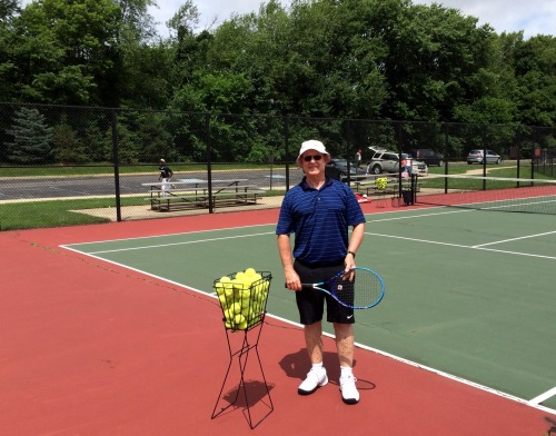 Des coaching private lessons at Clay