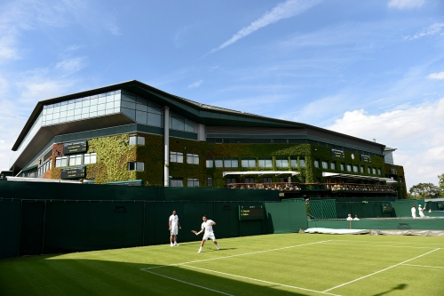 Centre court is steeped in tradition