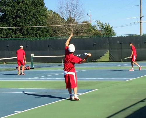 No 1 Doubles Evan